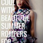Summer Rompers For Women