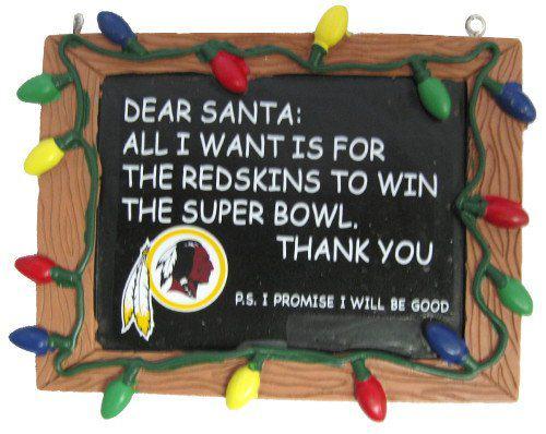 NFL Washington Redskins Unique Sports Gifts