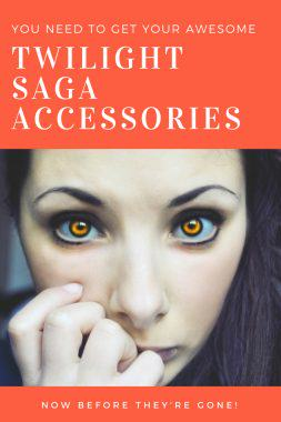 Twilight Saga Accessories