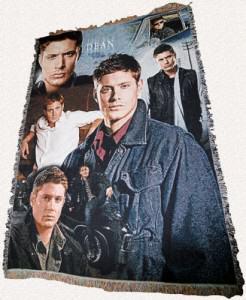 CW Supernatural Dean Winchester