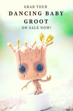 Dancing Baby Groot Sale