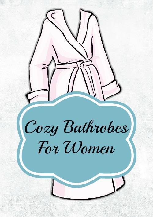 Cozy Bathrobes For Women