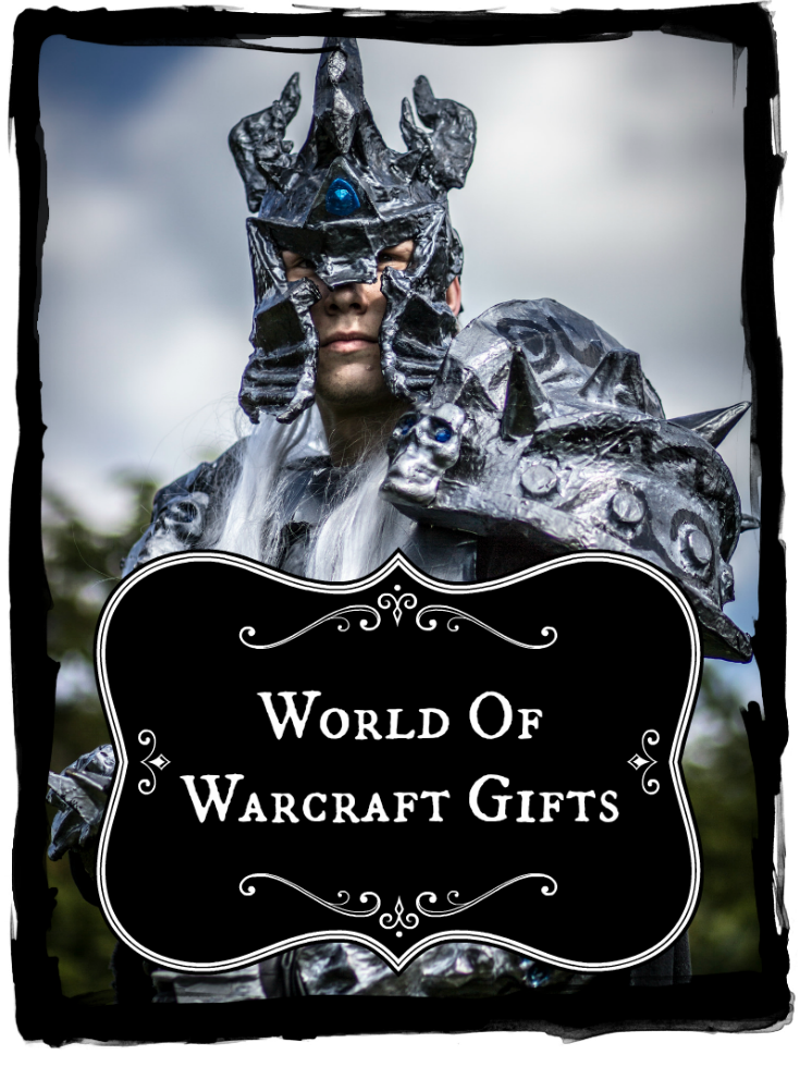 World of warcraft christmas gift ideas