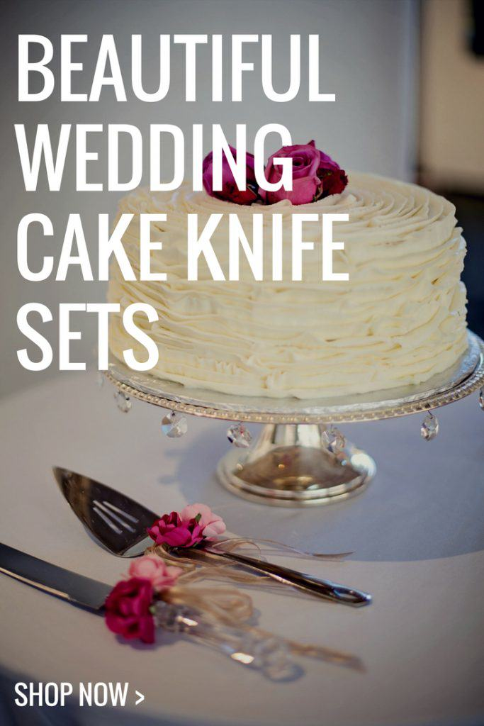 Wedding Cake Knife Sets