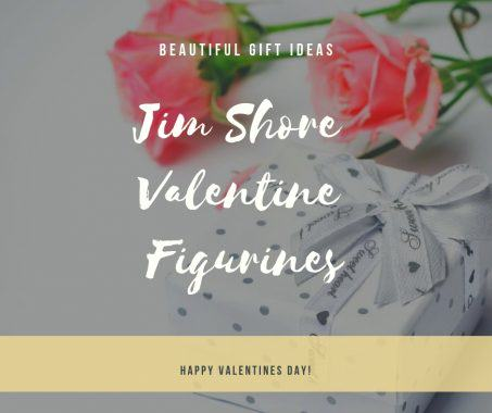 Jim Shore Valentine Figurines