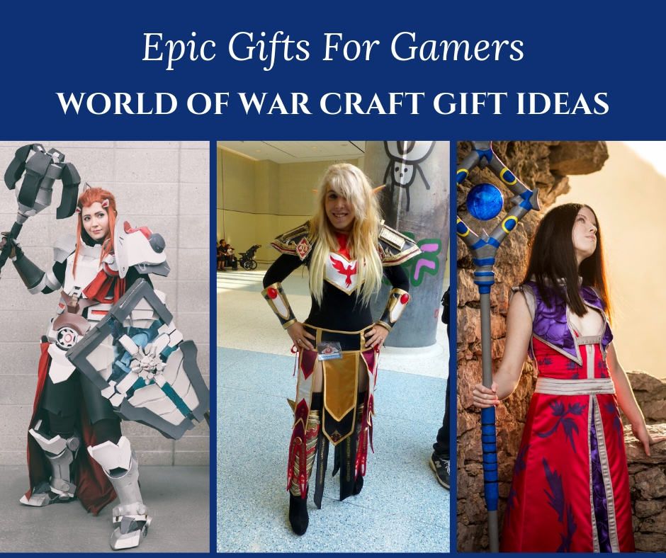 World Of Warcraft Merchandise Make Epic Gifts For Your Favorite Gamer